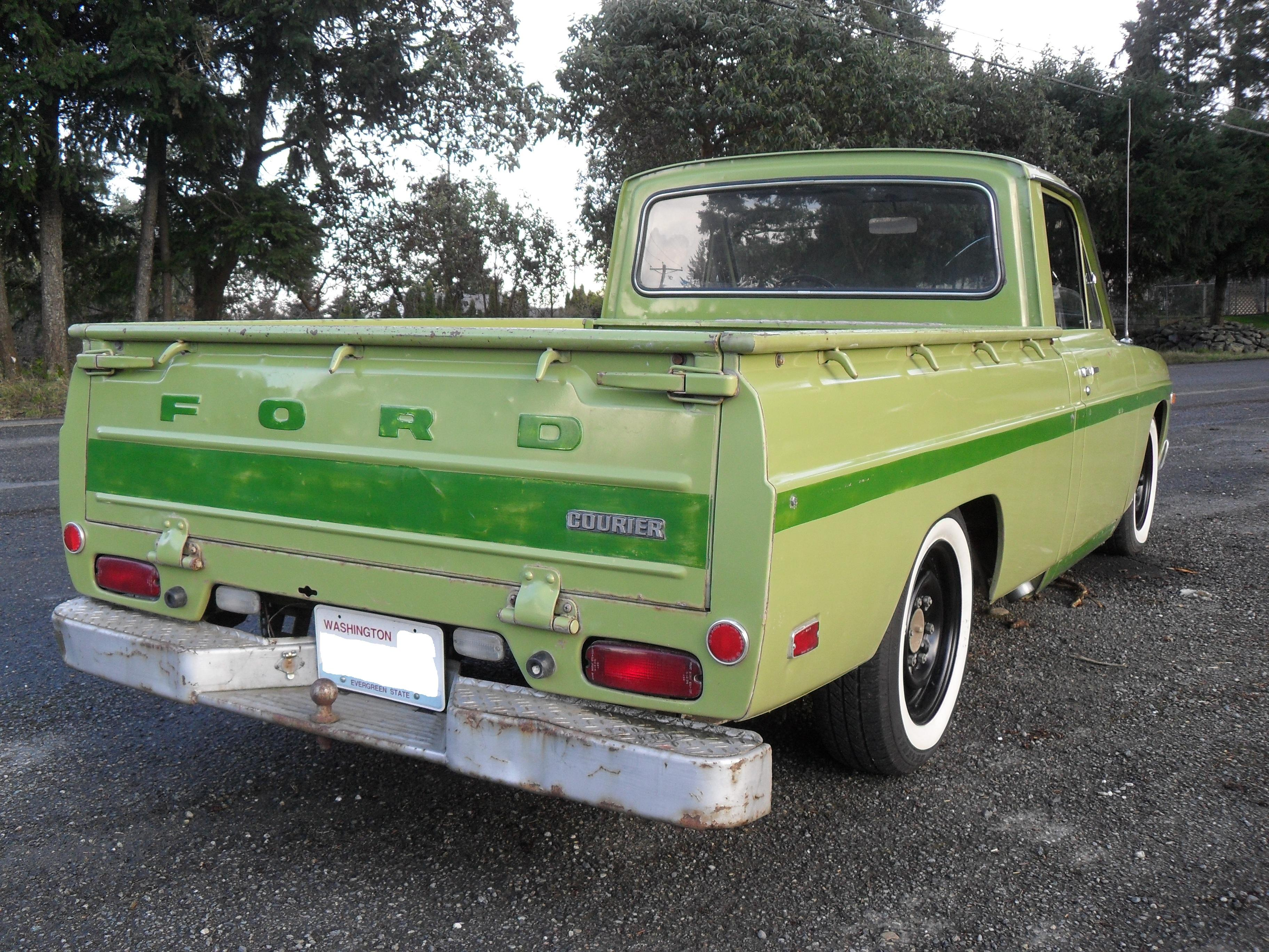 zookiecrew2 1974 Ford Courier 15082877