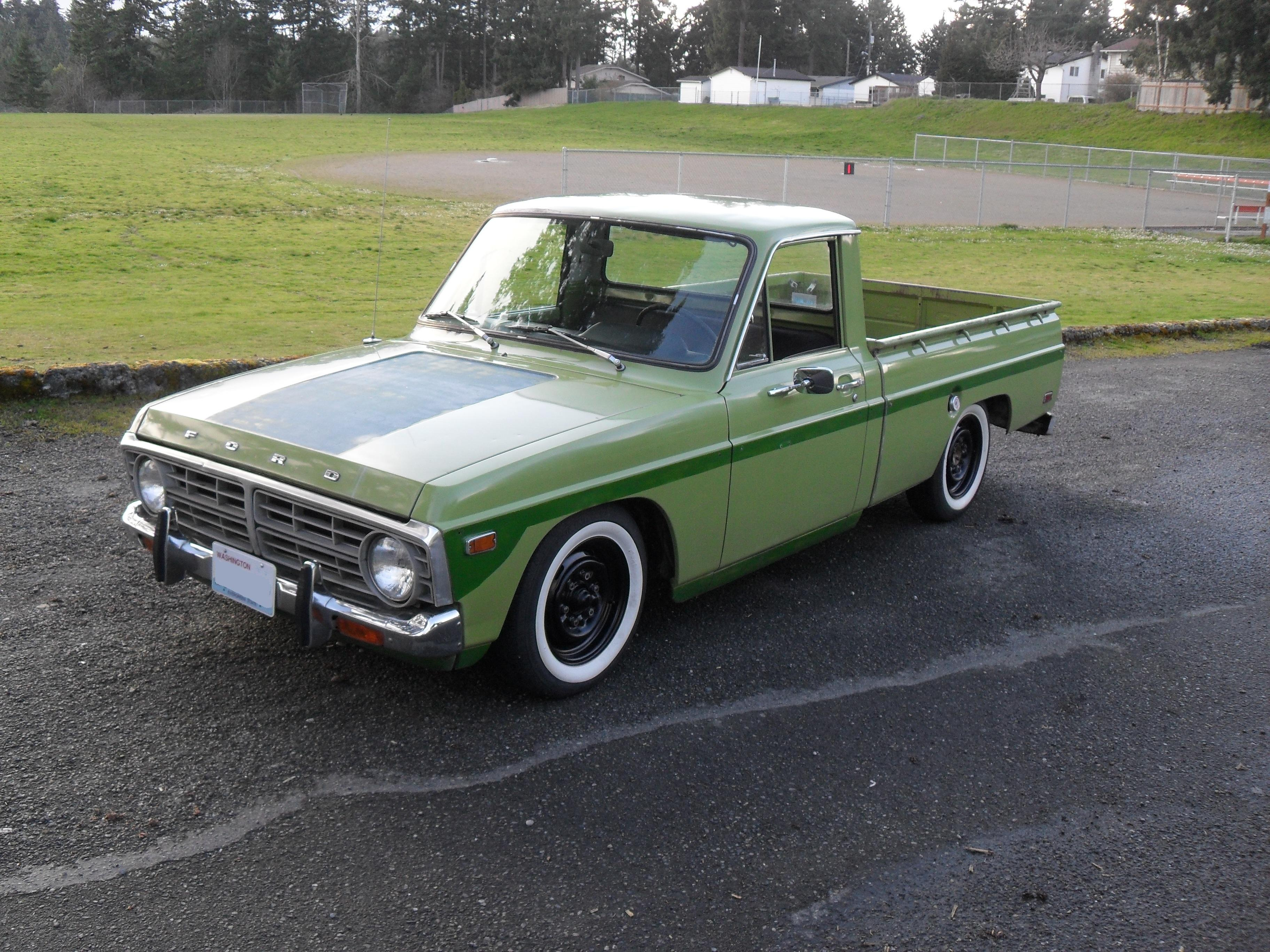 zookiecrew2 1974 Ford Courier 15082878