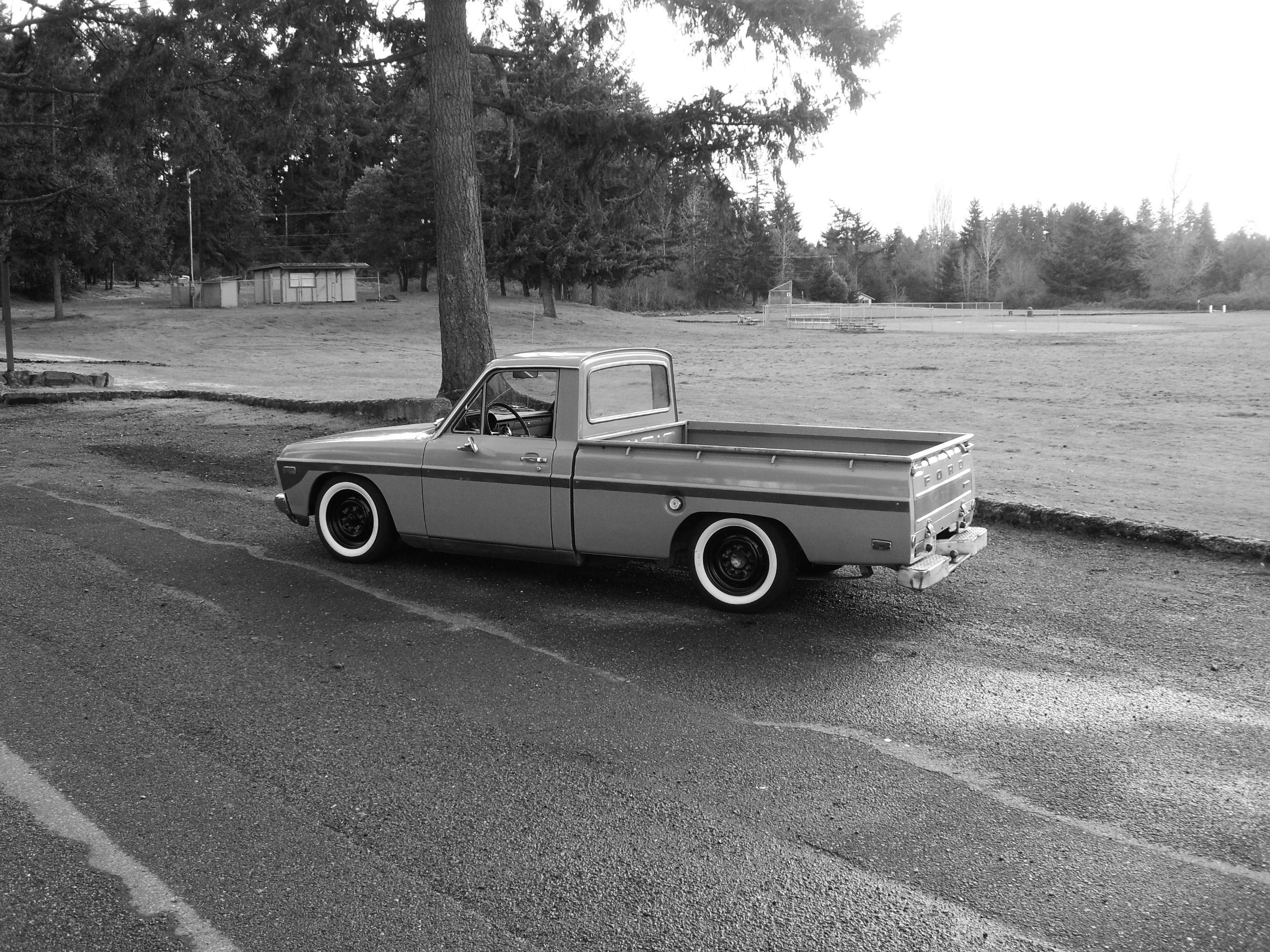 zookiecrew2 1974 Ford Courier 15082880