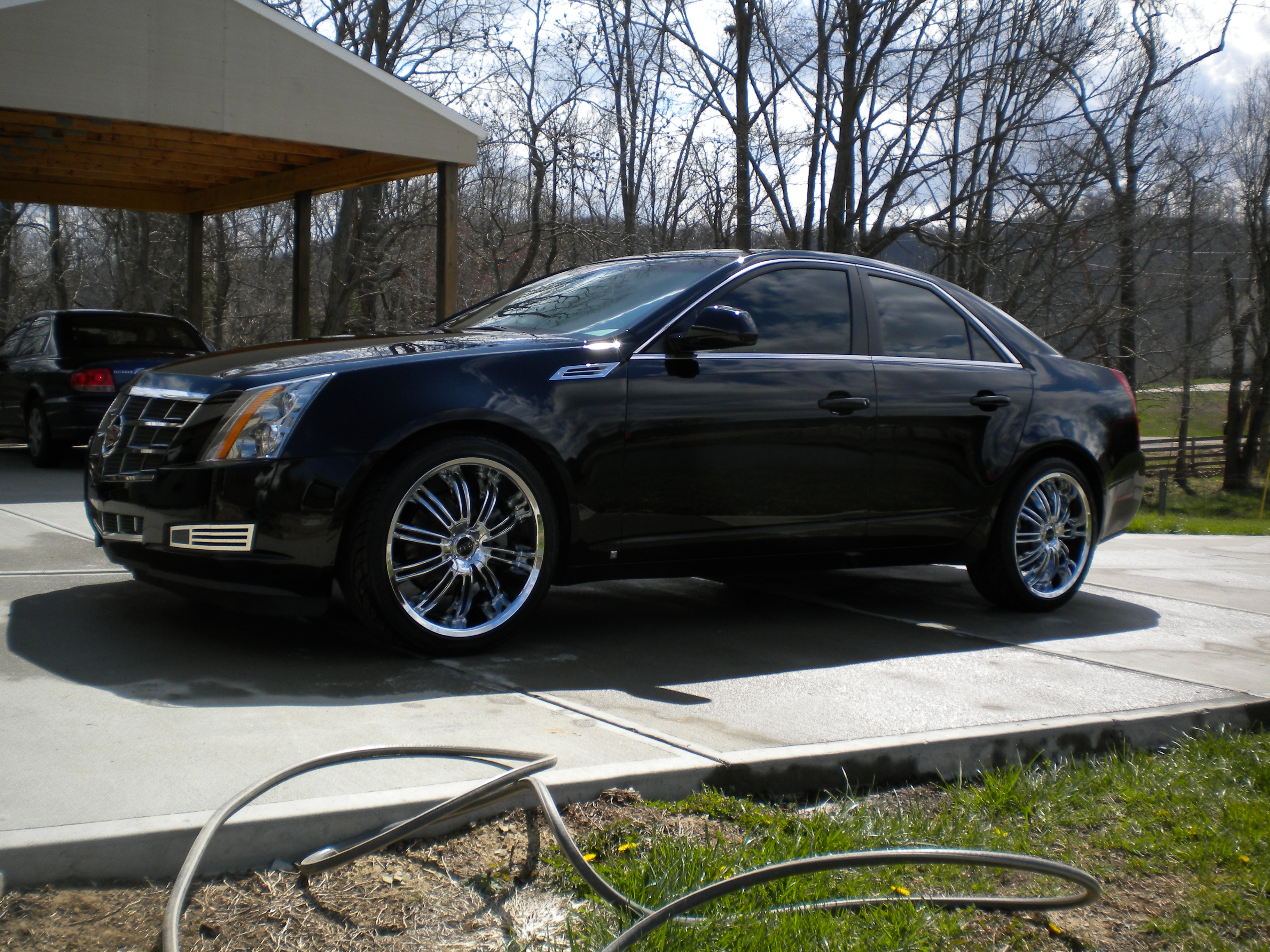 wagon cadillac wallpaper sport v cts pictures information specs