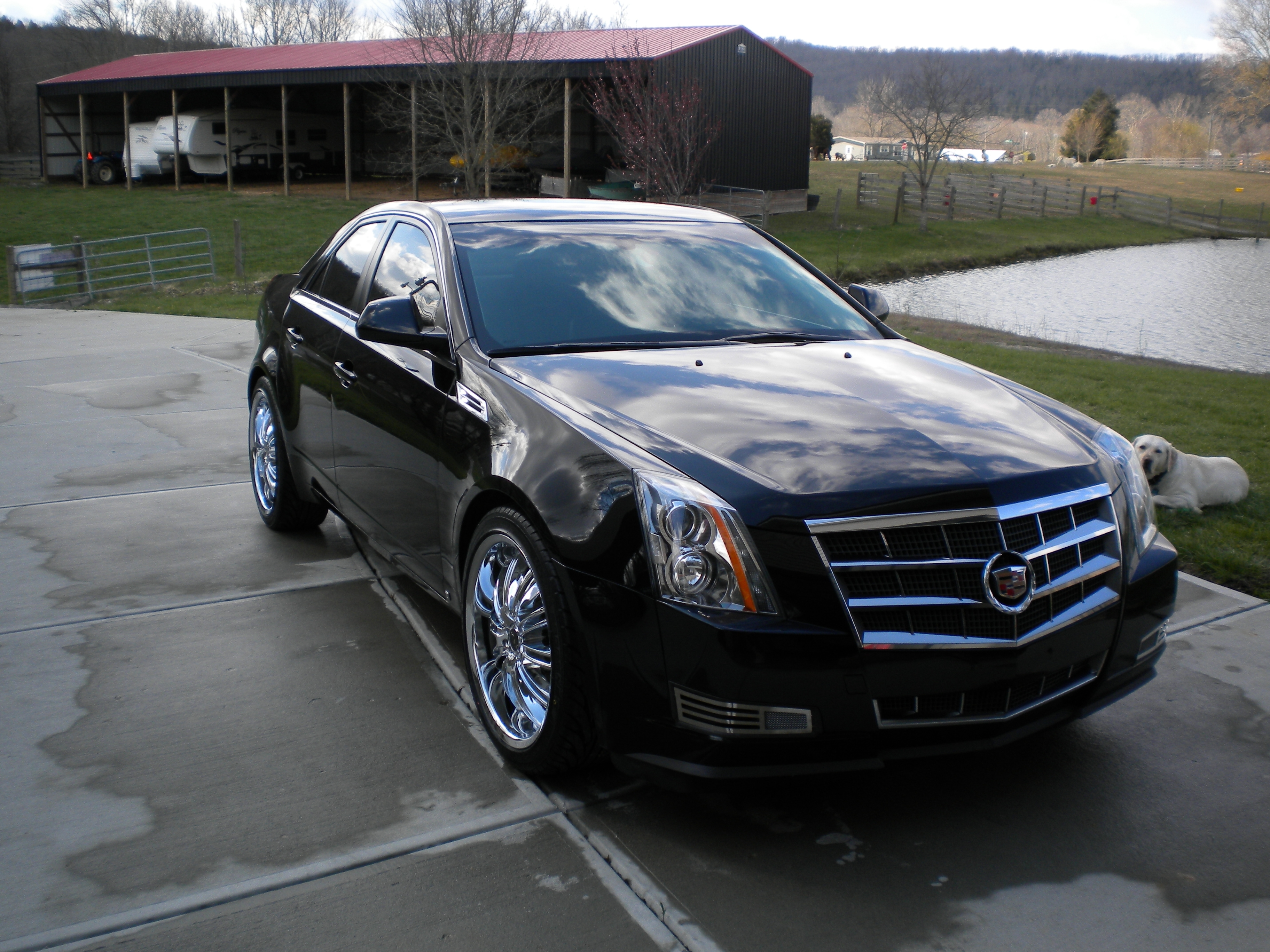 wagon discussion cts cadillac slammed build forums thread general