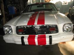 filipinofighter 1976 Ford Mustang II