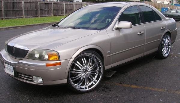 ctctwin 2002 Lincoln LSV6 Sedan 4D Specs, Photos, Modification Info at CarDomain