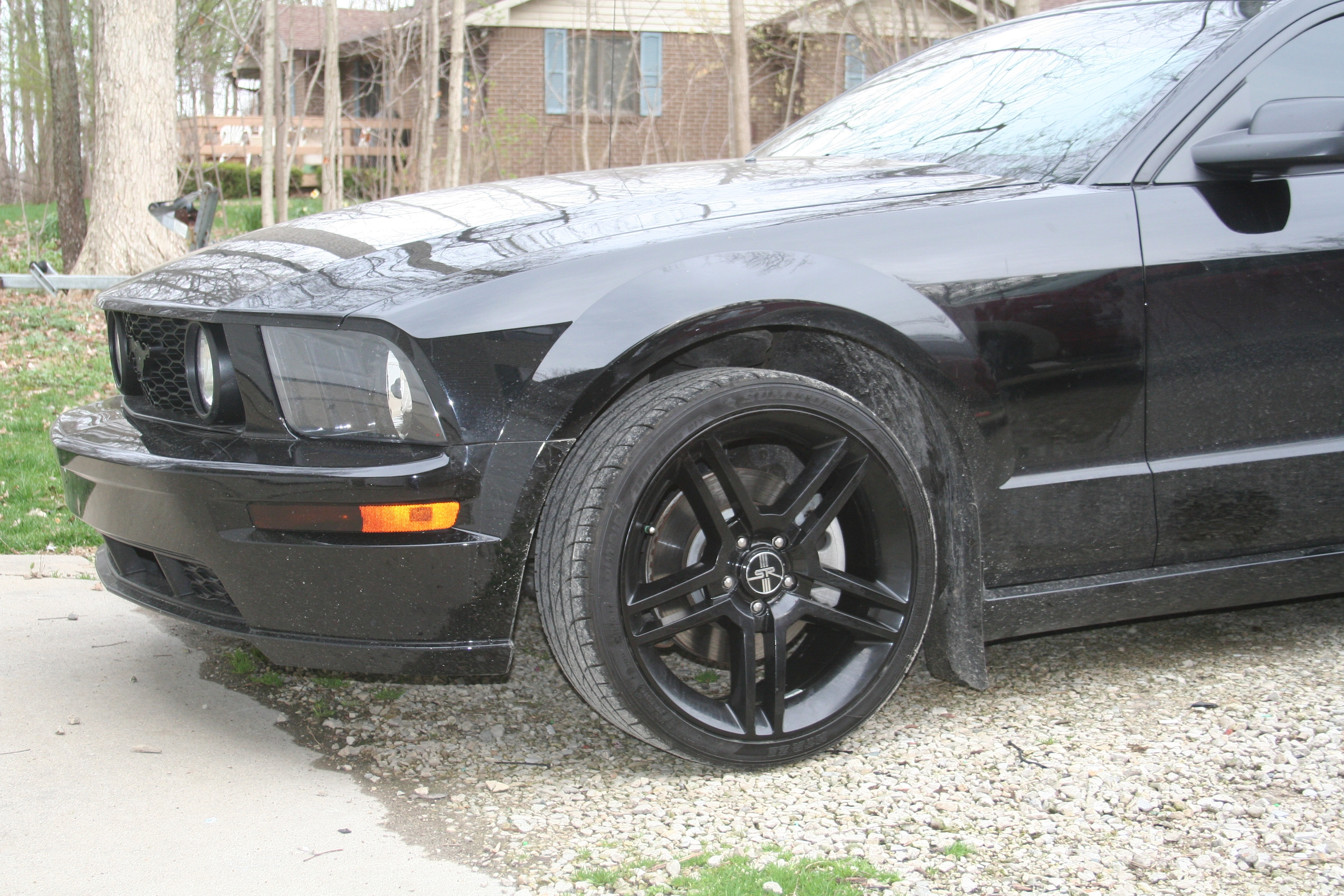 Another BlackedOutStang5 2005 Ford Mustang post... - 15086363