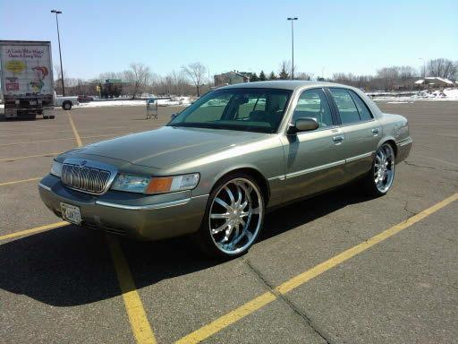 Another Earlwhirl1 2000 Mercury Grand Marquis post... - 15086390