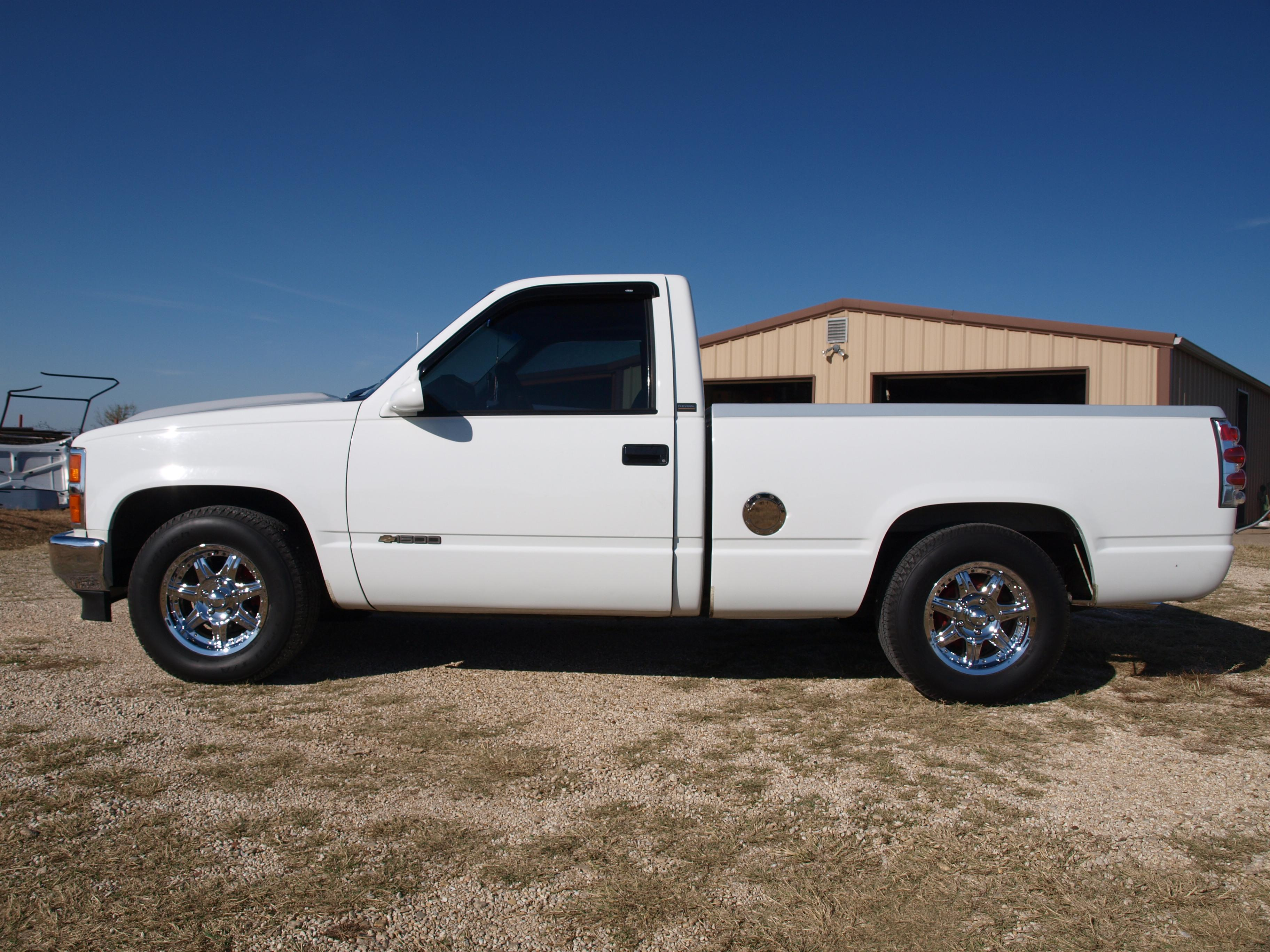jowers10 1993 Chevrolet 1500 Regular Cab