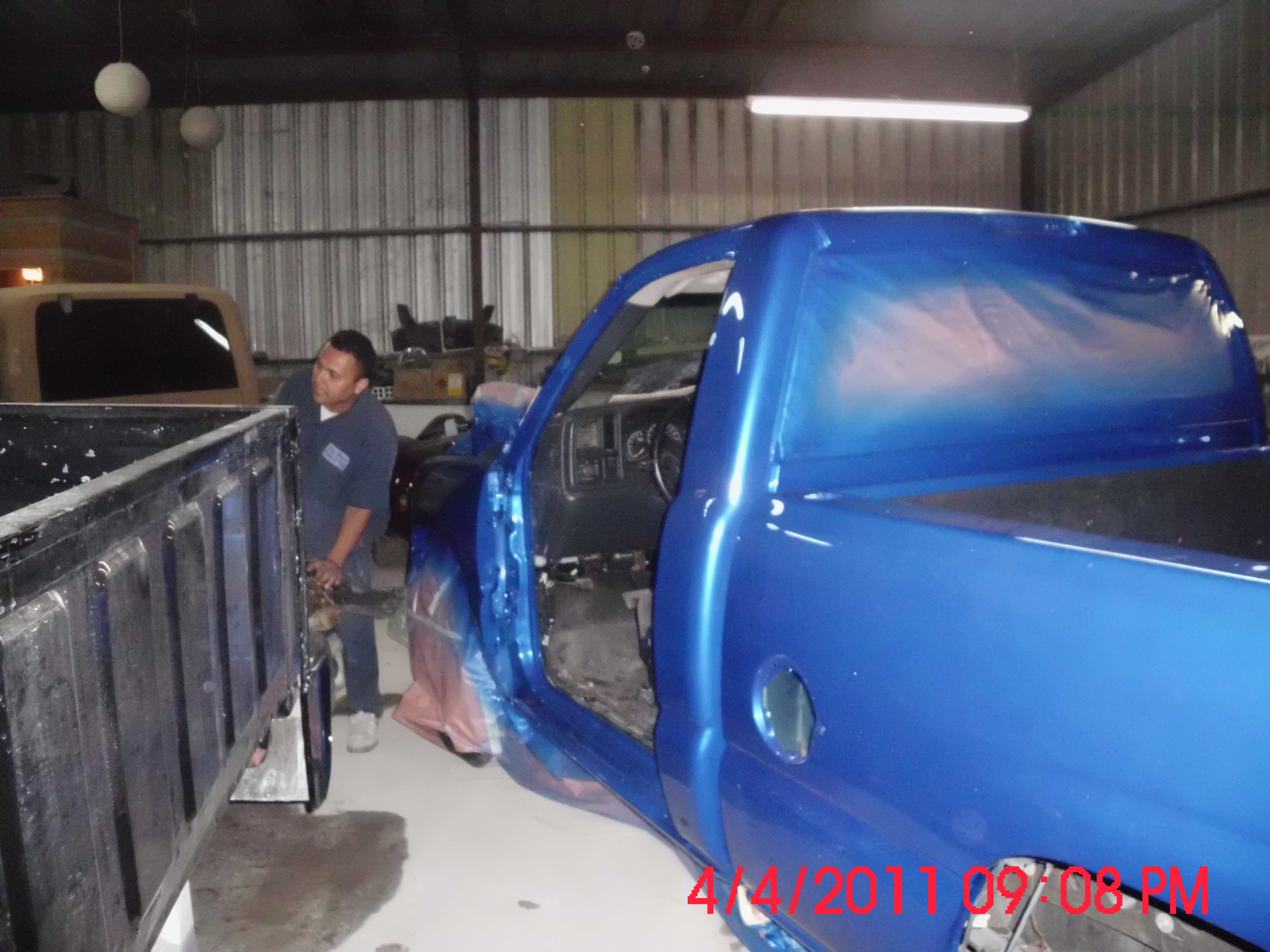 GabeNunez 2002 Chevrolet 1500 Regular Cab 15087561