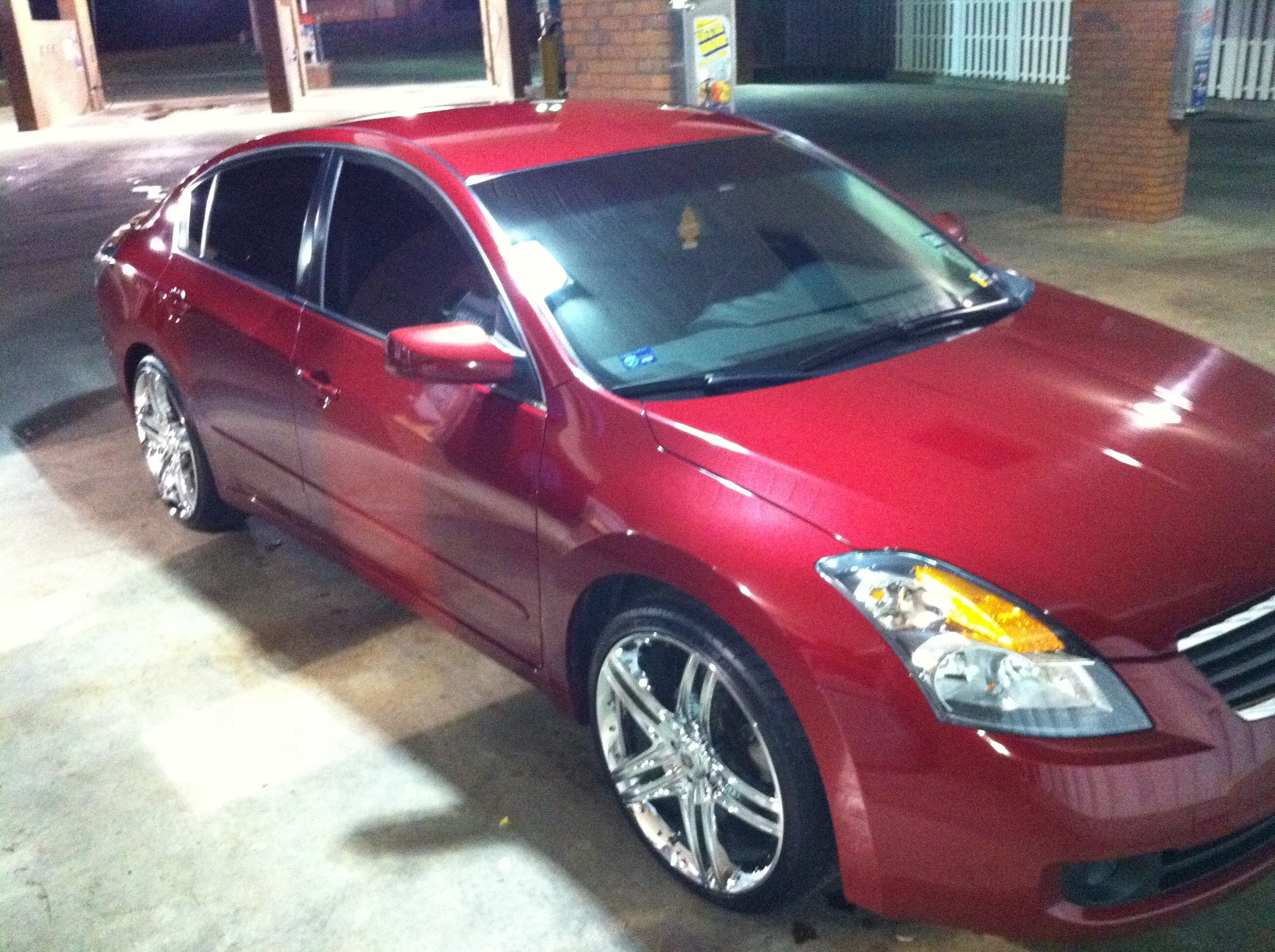 Another Devsly 2009 Nissan Altima post... - 15087817