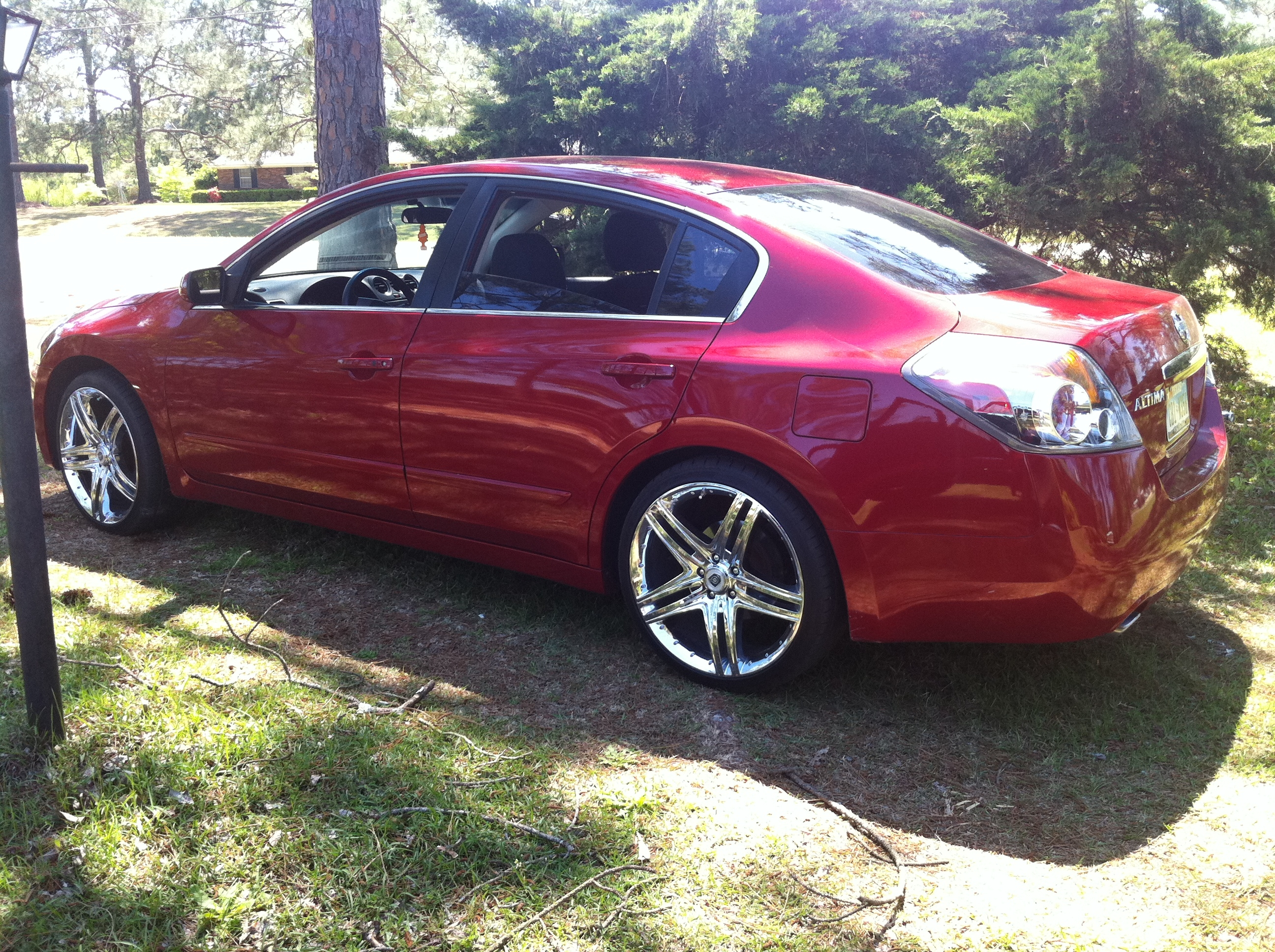 Another Devsly 2009 Nissan Altima post... - 15087826