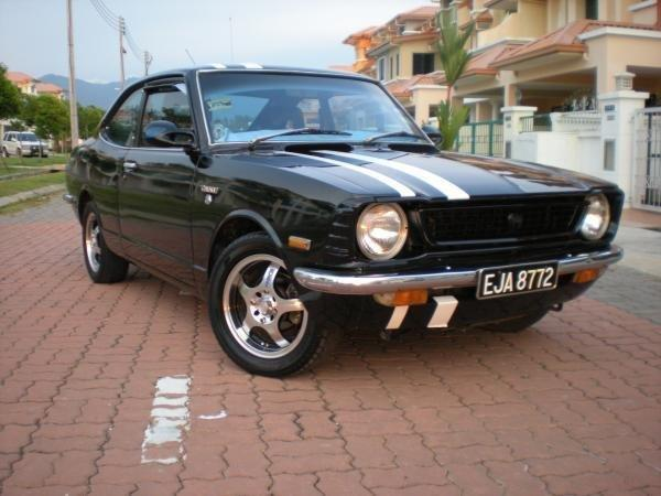 zambo2716 1974 Toyota Corolla Specs, Photos, Modification ...