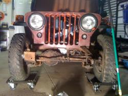 EADS 1946 Willys CJ2A
