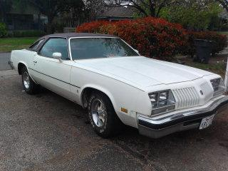 1976 Oldsmobile Cutlass Salon