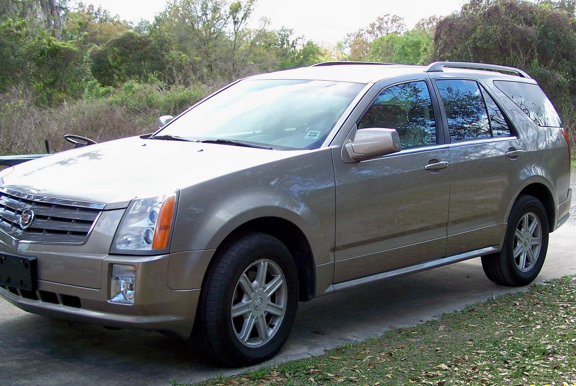 69692251 2004 Cadillac SRXSport Utility 4D Specs, Photos ...