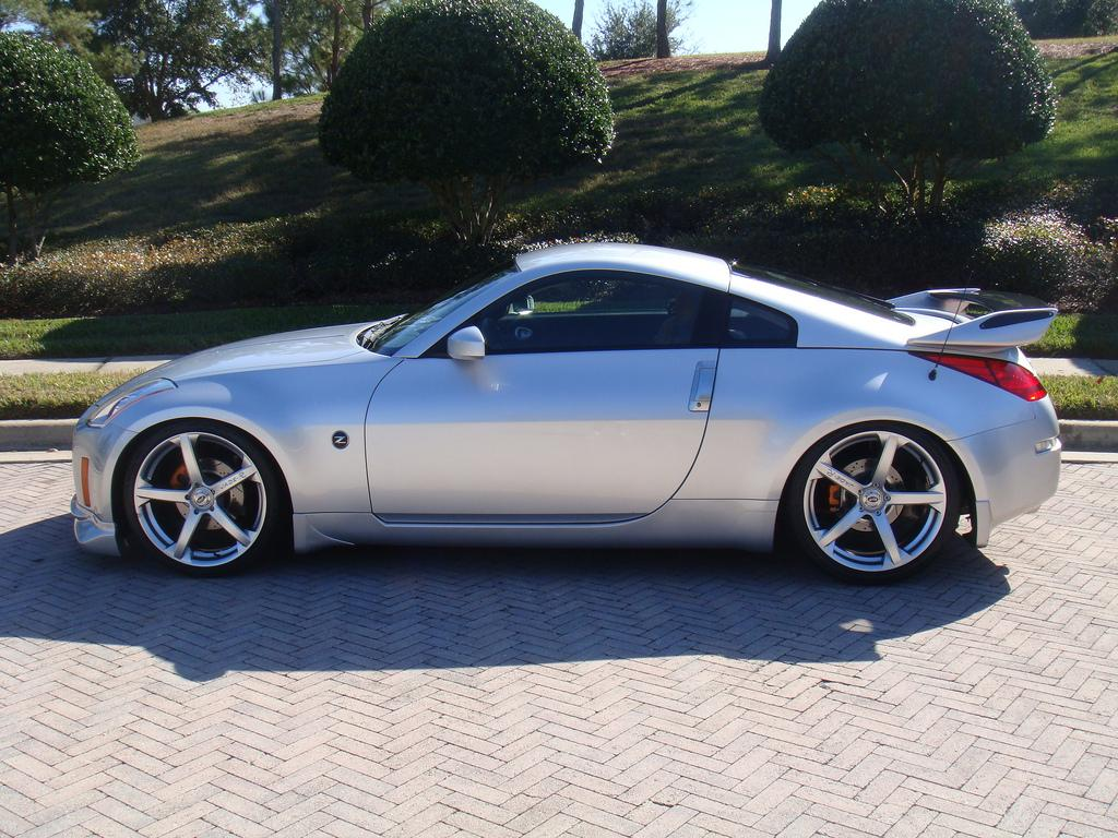 Will-z 2004 Nissan 350ZTouring Coupe 2D Specs, Photos ...
