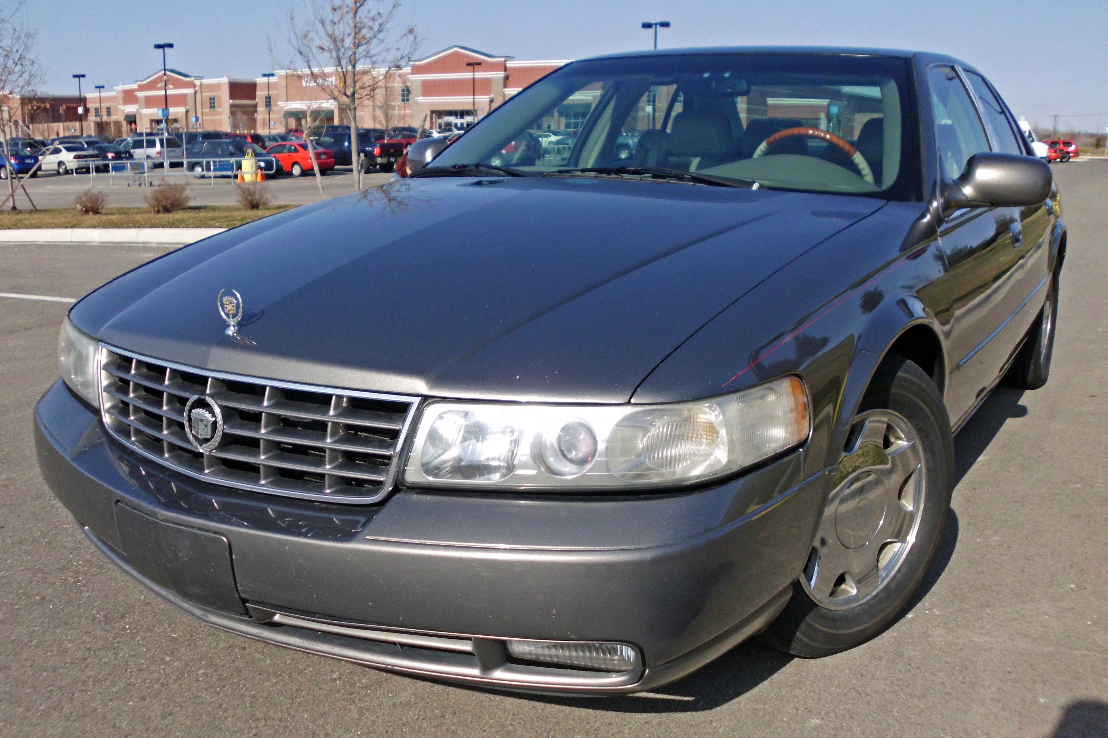 Another Big_KB_Caddy 1999 Cadillac Seville post... - 15088947