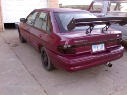 ARMORFORDMANs 1995 Ford Escort