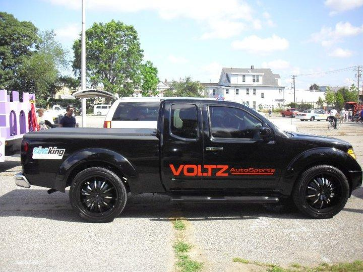 voltzautosports 2007 nissan frontier king cable pickup 2d 6 ft specs photos modification info. Black Bedroom Furniture Sets. Home Design Ideas
