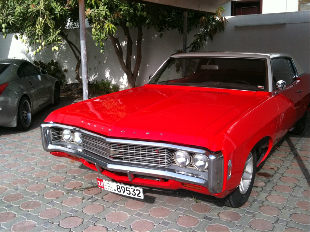 Lets See Your 67 70 Fullsize Chevys Chevy Message Forum 1968 Chevrolet Impala 2 Door Restoration And Repair Help