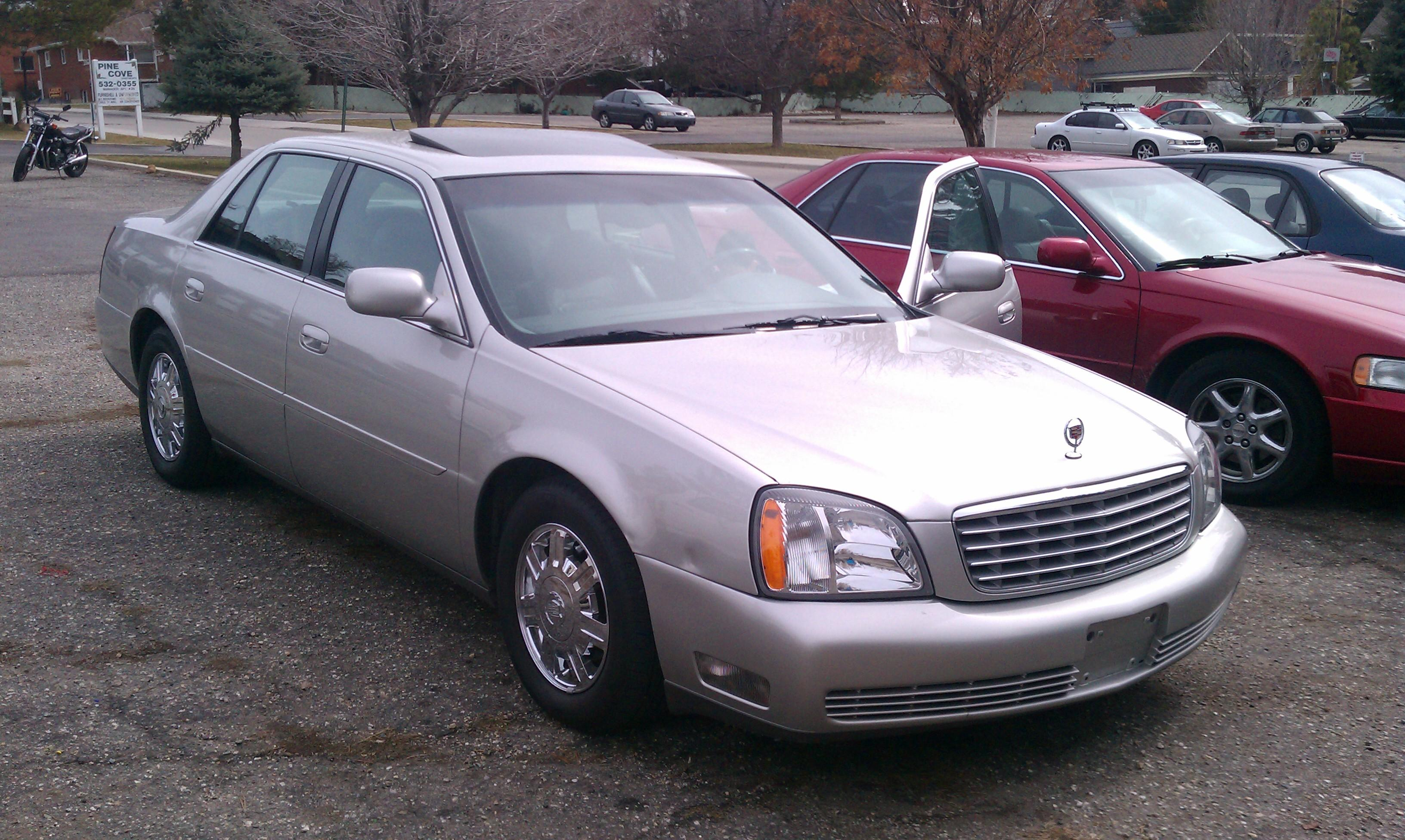 Another Supafly801 2005 Cadillac DeVille post... - 15090087