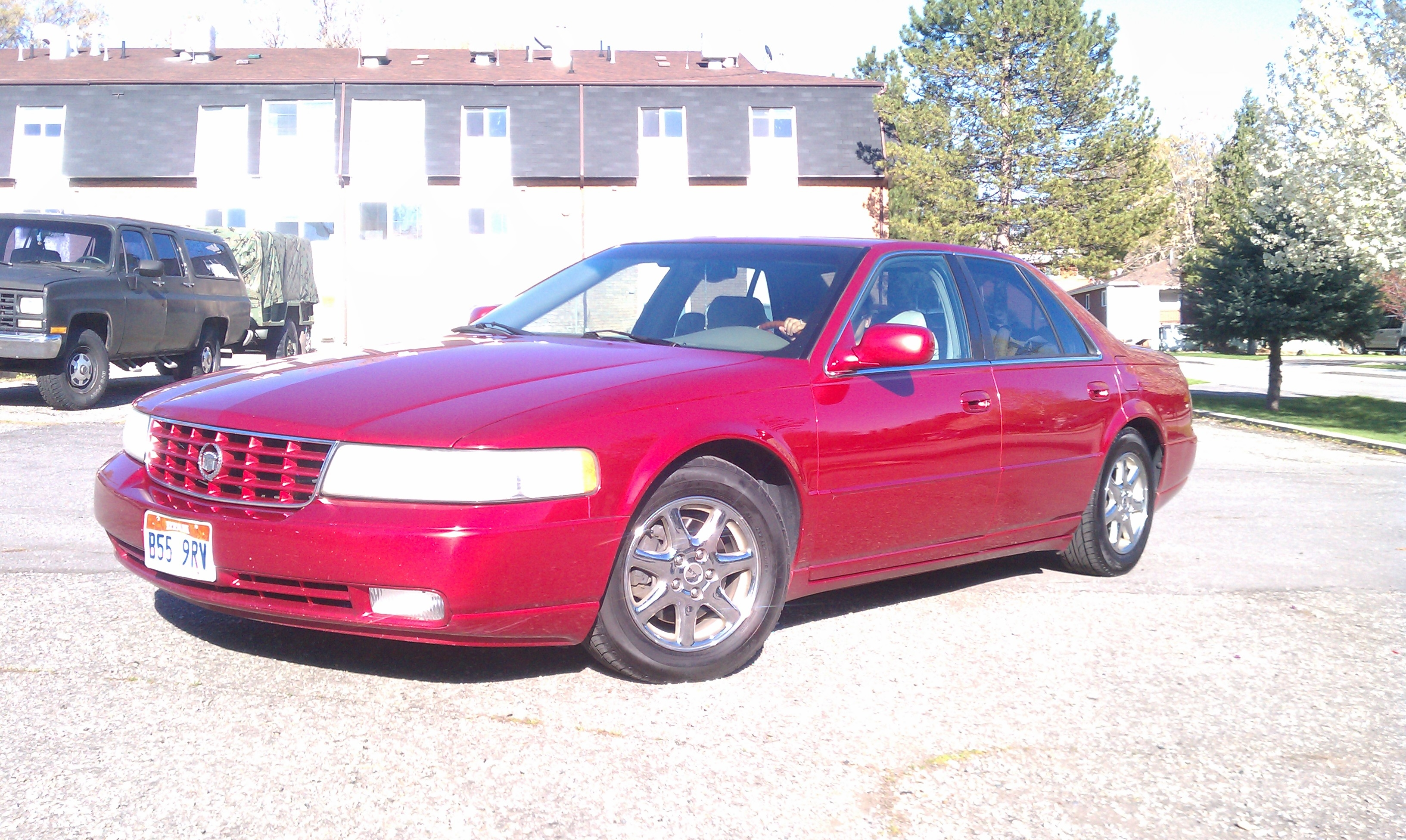 Another Supafly801 1999 Cadillac Seville post... - 15090094