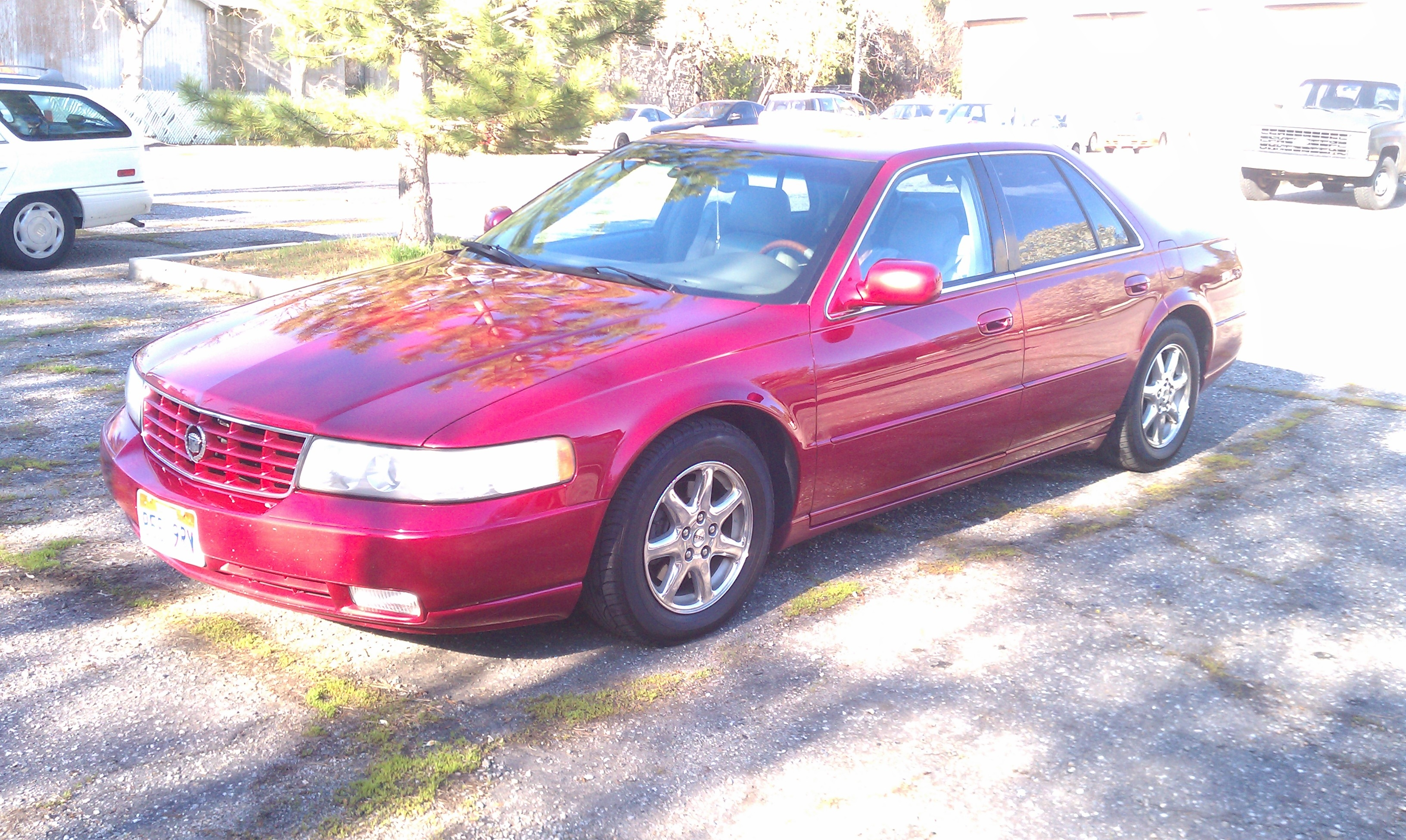 Another Supafly801 1999 Cadillac Seville post... - 15090095