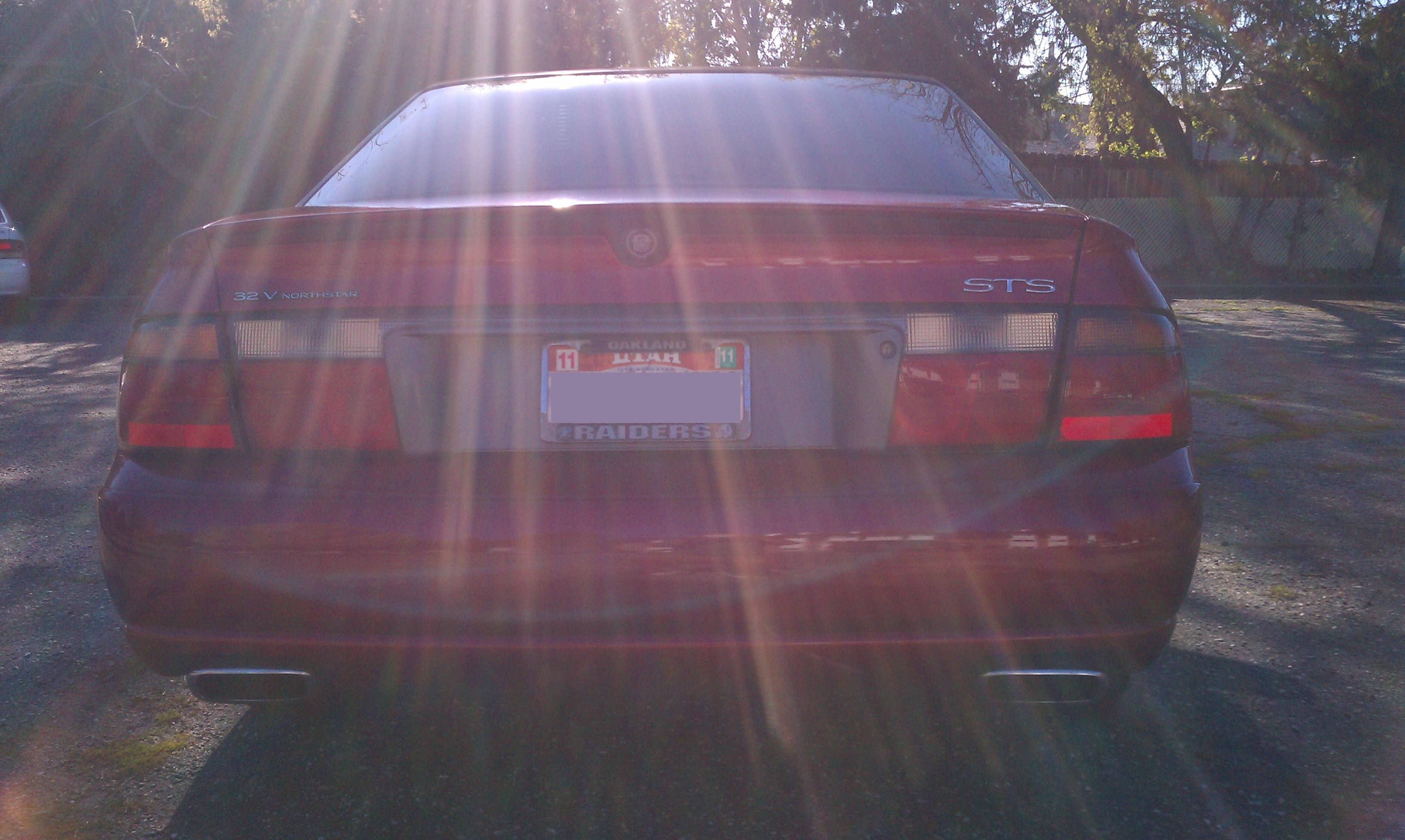 Another Supafly801 1999 Cadillac Seville post... - 15090096