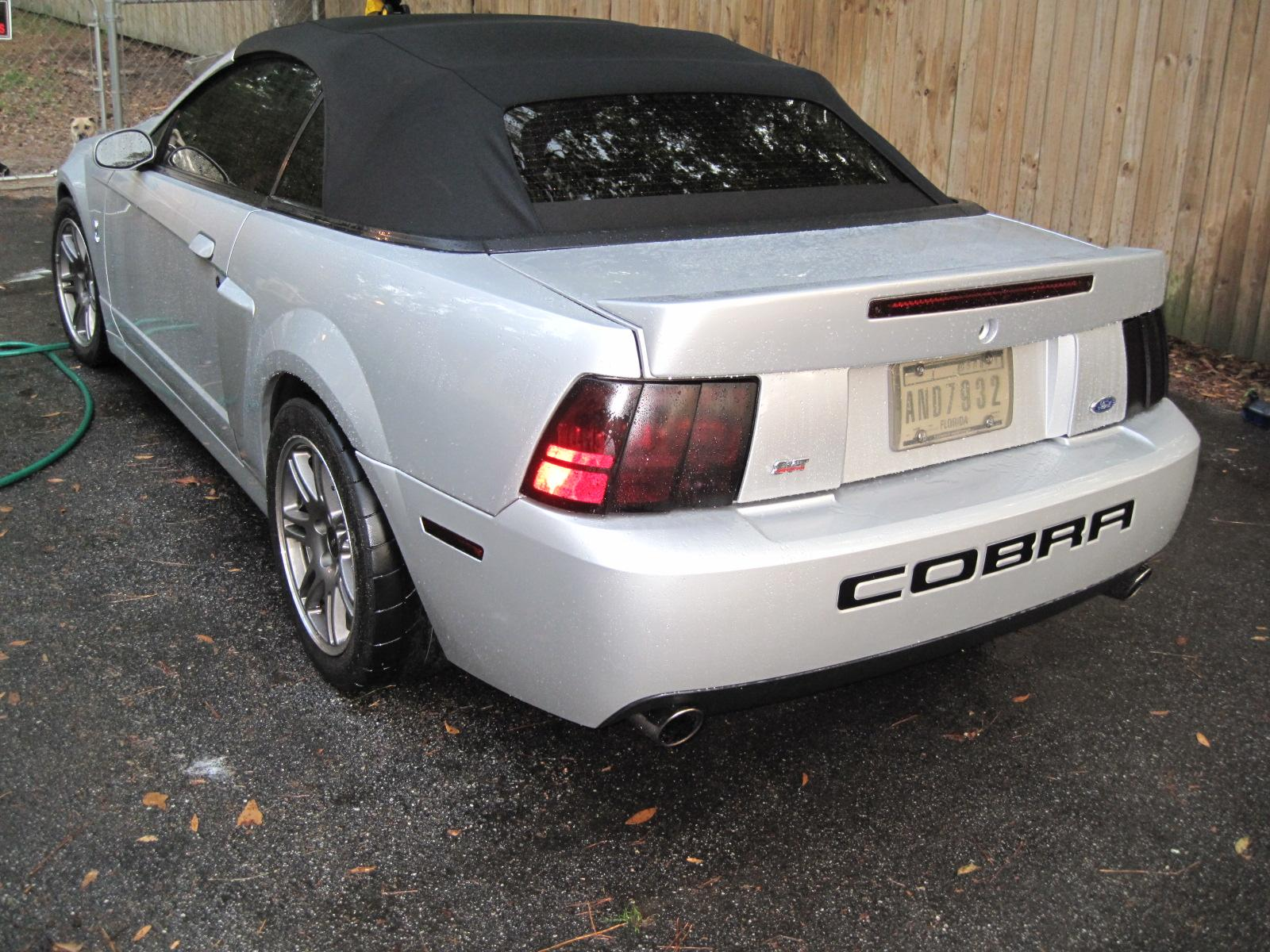 Another mike08gt 2003 Ford Mustang post... - 15090418