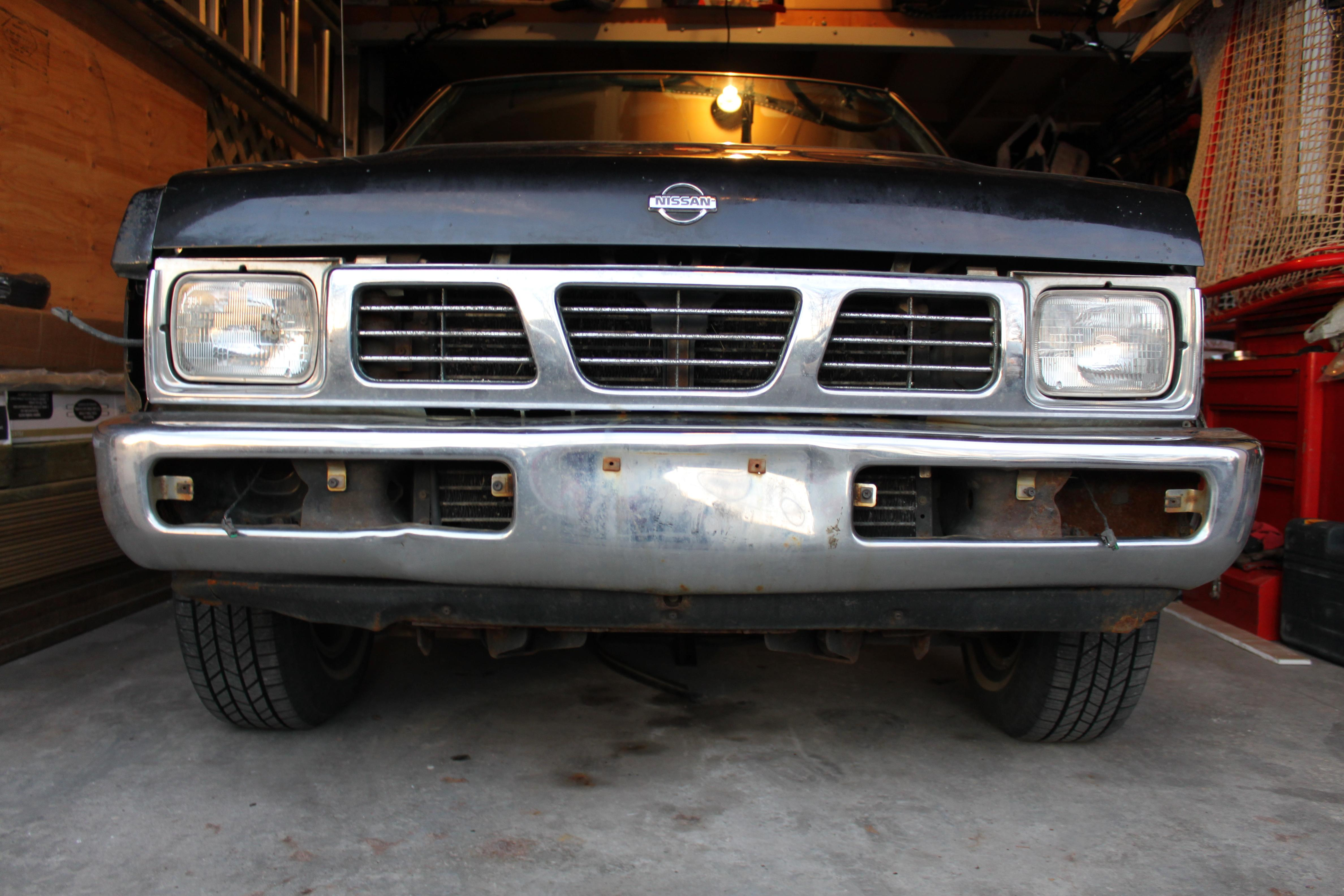 pickup g sold nissan for xe auction image truck march item
