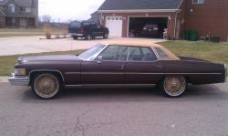 Rocicewoods 1976 Cadillac DeVille