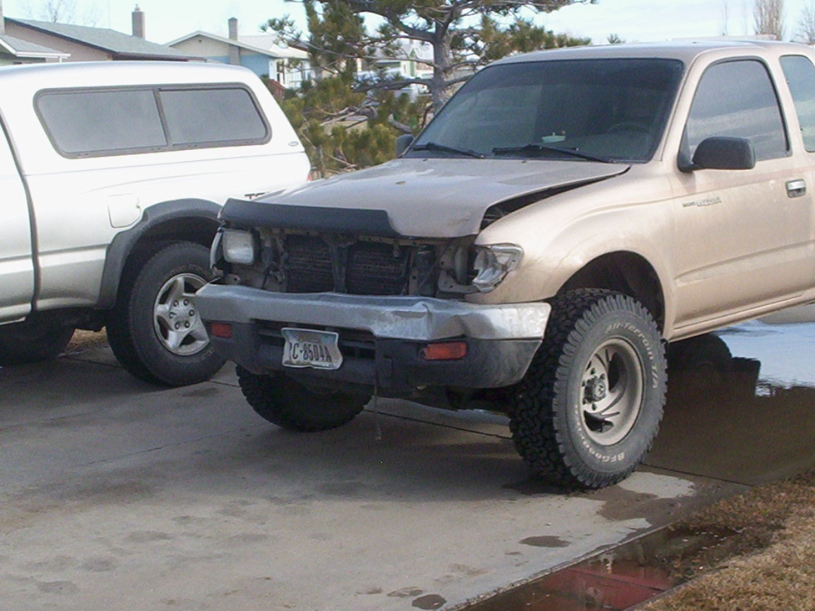 Another dvx400r 1996 Toyota Tacoma Xtra Cab post... - 15091713