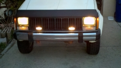 Will_Scotts 1987 Jeep Comanche Regular Cab
