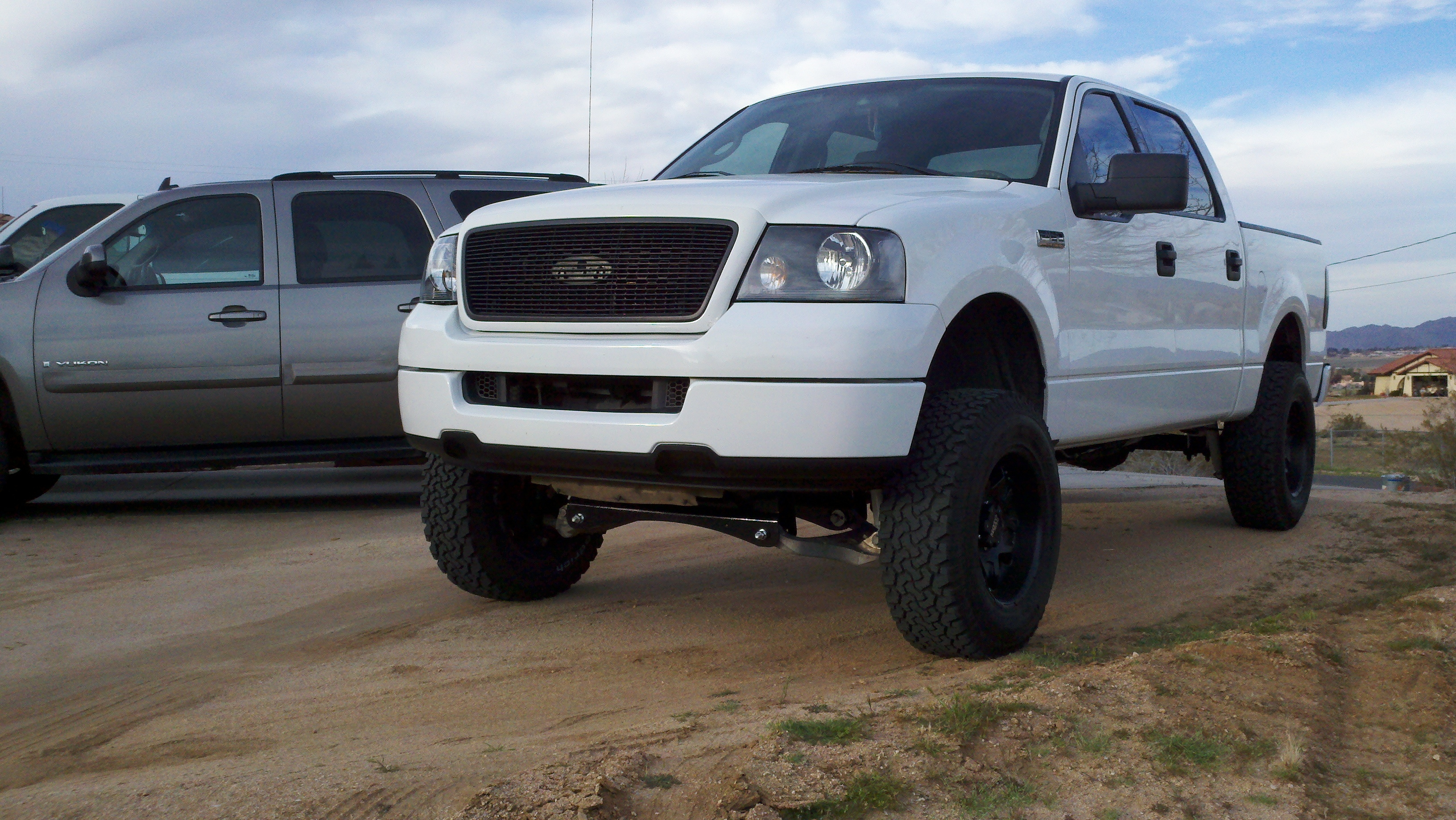 DoubleVisioN 2004 Ford F150 SuperCrew CabXLT Styleside Pickup 4D 5