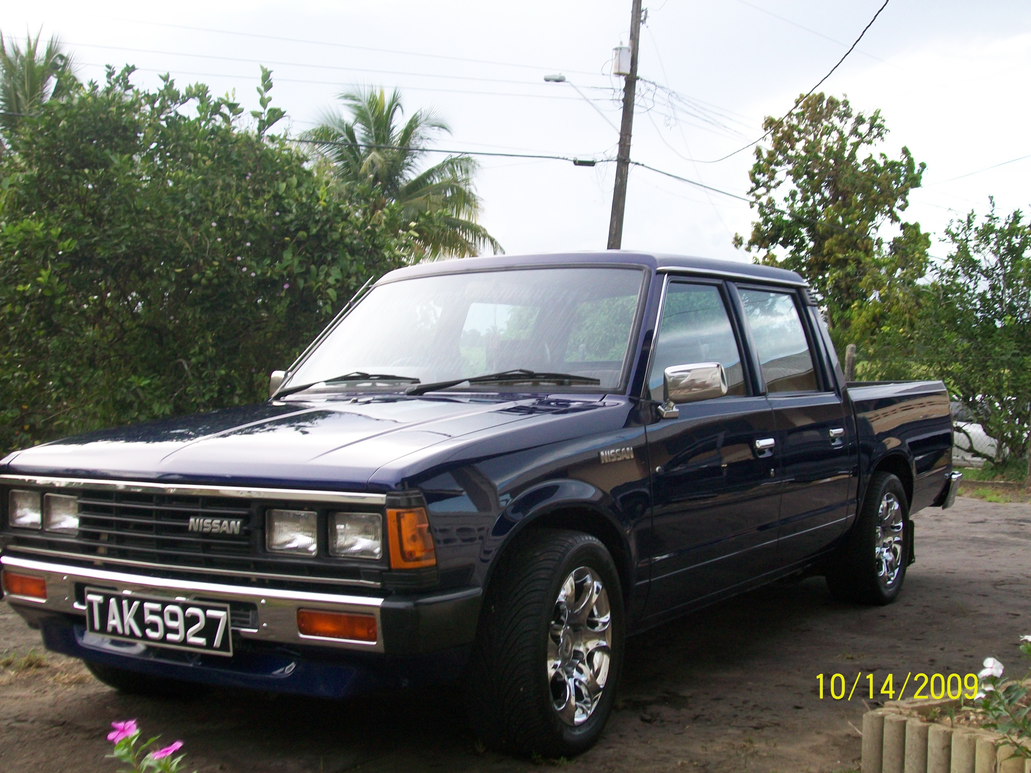 fastvan 1982 nissan 720 pick up s photo gallery at cardomain