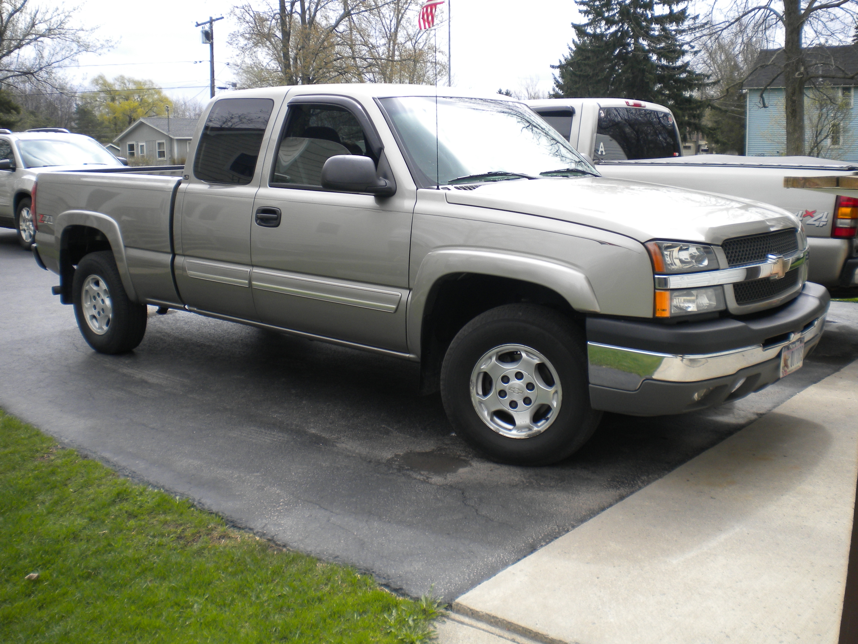 Another 98Blazer4x4 2003 Chevrolet Silverado 1500 Extended Cab post... - 15092051