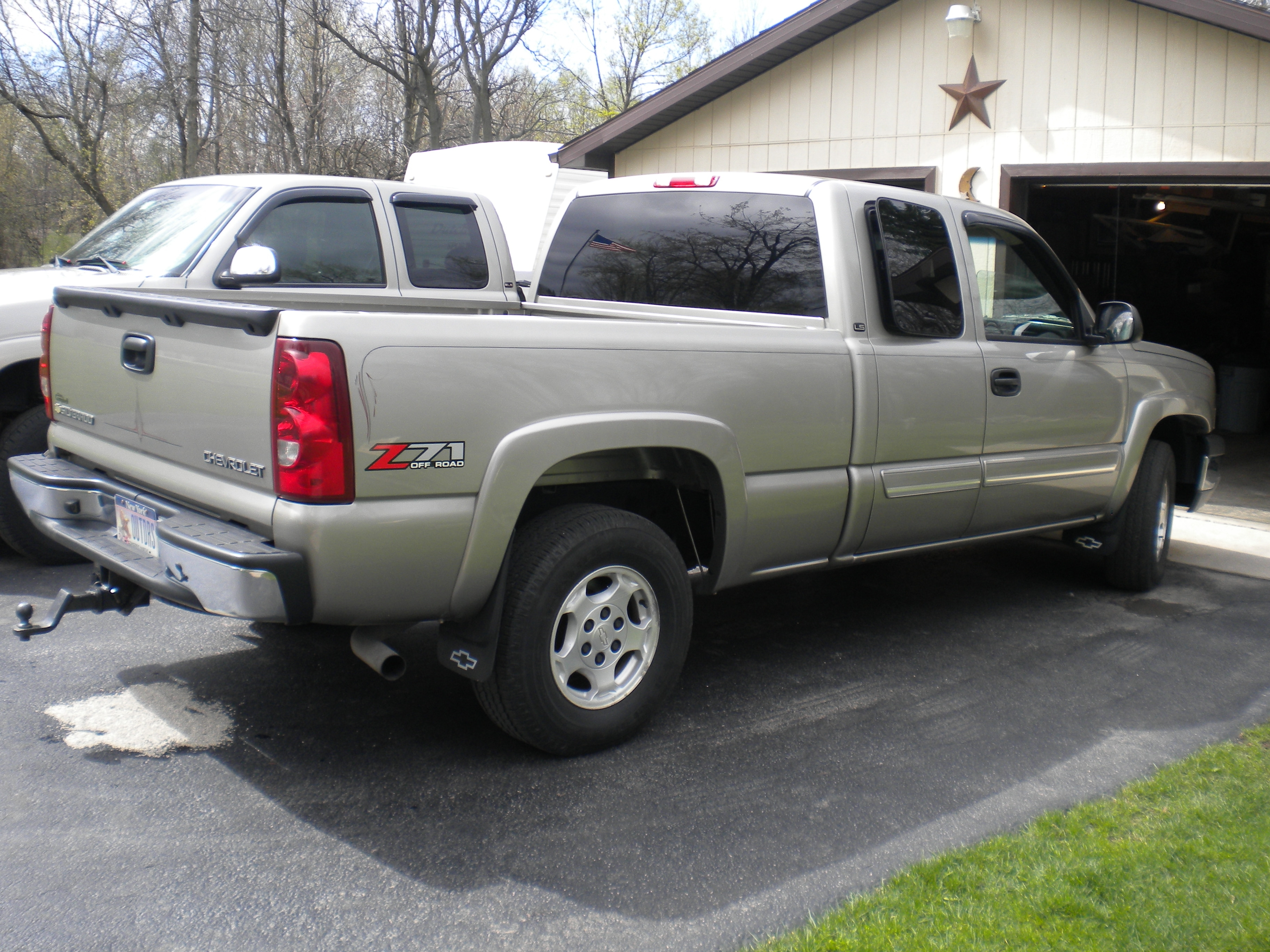 Another 98Blazer4x4 2003 Chevrolet Silverado 1500 Extended Cab post... - 15092052