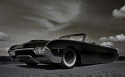 DixieCoyote 1962 Ford Thunderbird