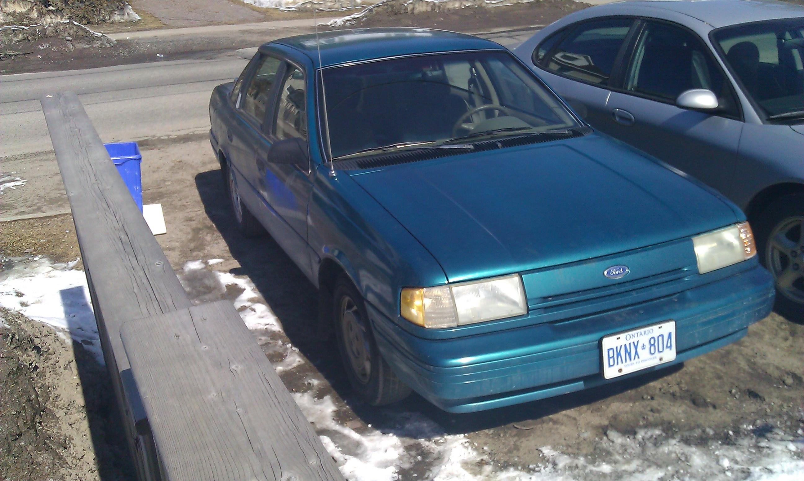 Another specializedtempogl 1993 Ford Tempo post... - 15712227