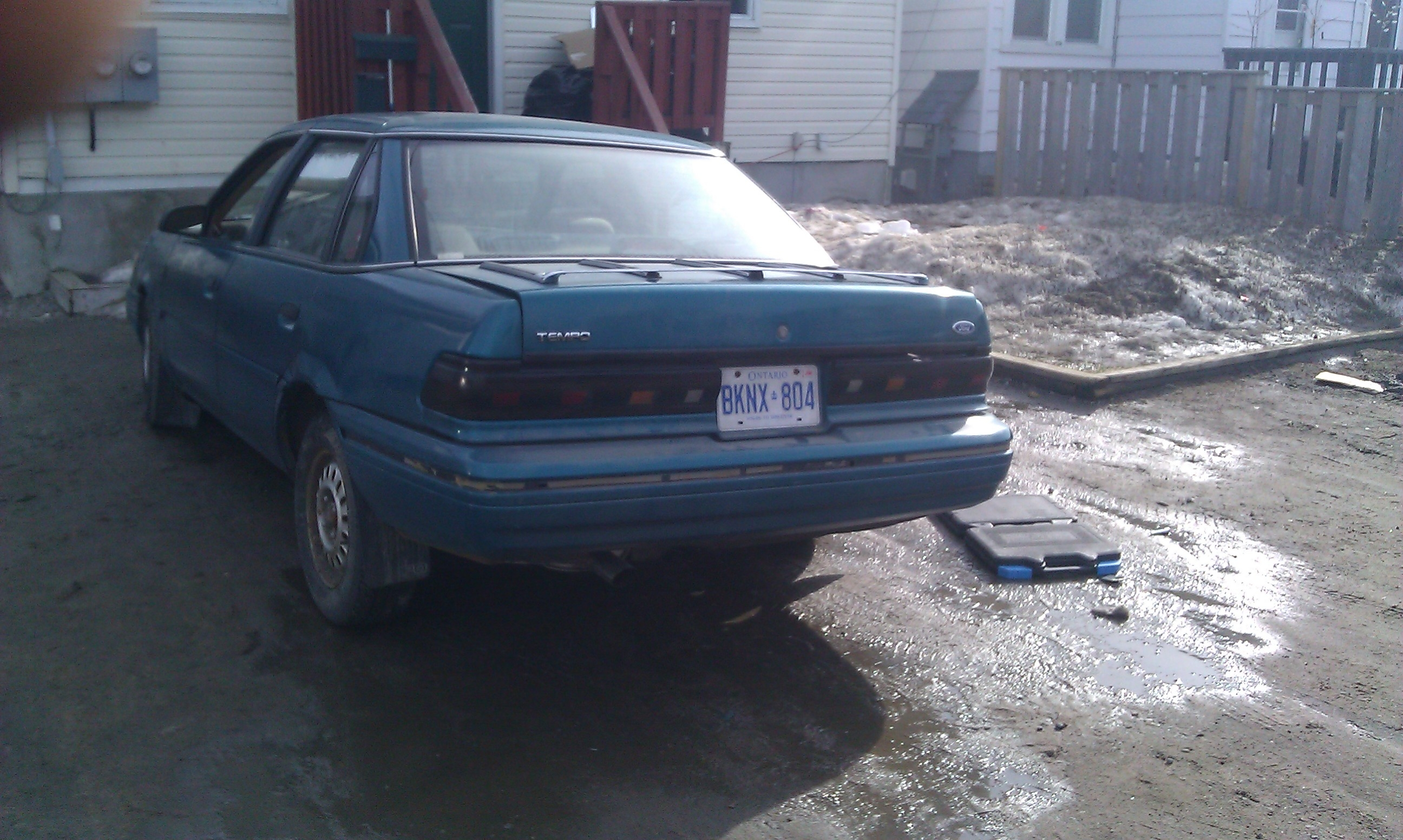 Another specializedtempogl 1993 Ford Tempo post... - 15713527