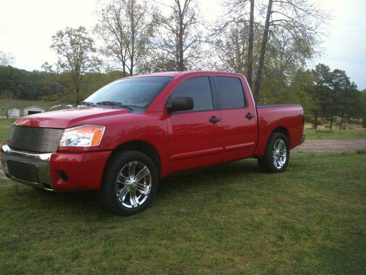 Another TapoutTitan 2008 Nissan Titan Crew Cab post... - 15091375