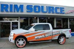 RIMSOURCEs 2010 Ford F150 Super Cab