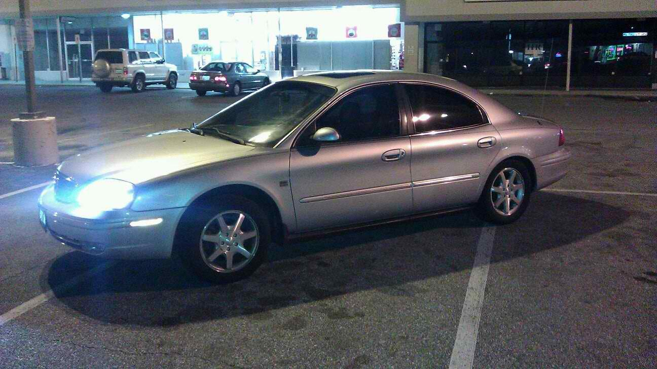 Another beaniebranch 2001 Mercury Sable post... - 15093733