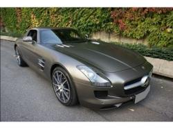 bradlysearched85 2010 Mercedes-Benz SLS