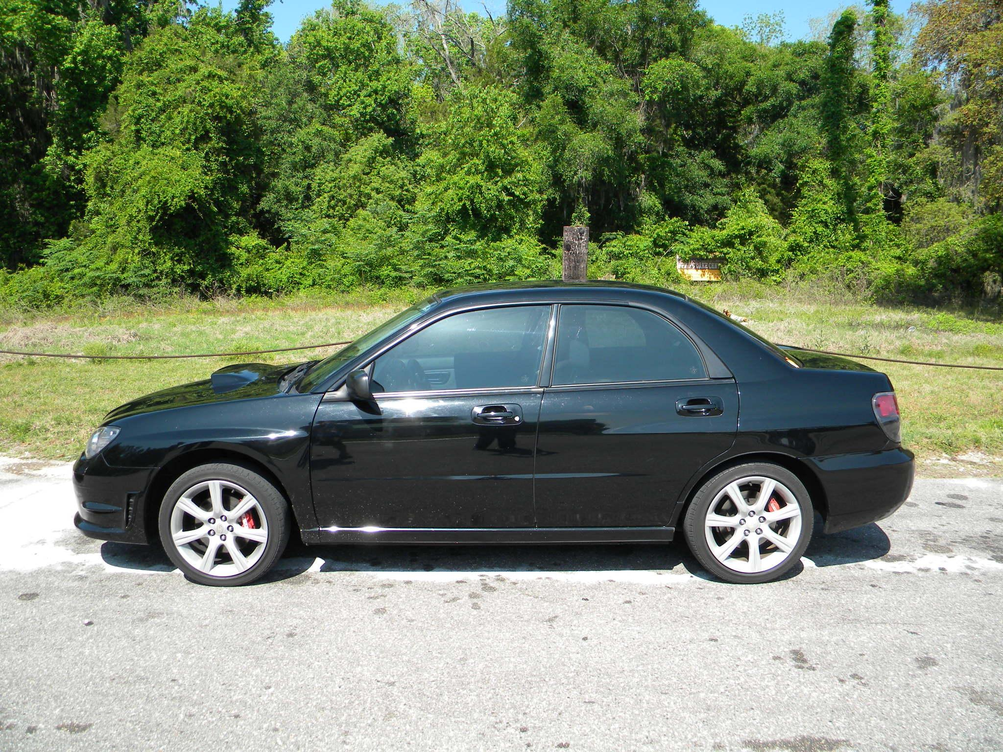 pac933flz 39 s 2006 subaru impreza wrx tr sedan 4d in wesley chapel fl. Black Bedroom Furniture Sets. Home Design Ideas