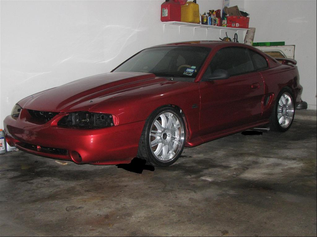 cantbuytime 39 s 1995 ford mustang gt coupe 2d in houston tx. Black Bedroom Furniture Sets. Home Design Ideas