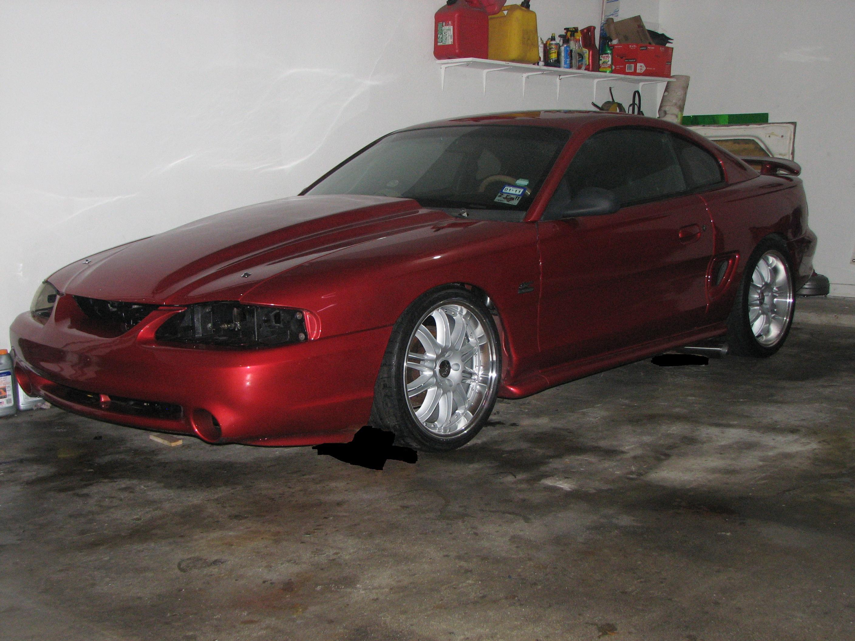 Cantbuytime 1995 ford mustang 39176184001 original