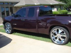 outsideshot23s 2008 GMC Sierra 1500 Extended Cab