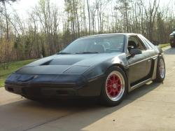 LaFieras 1985 Pontiac Fiero