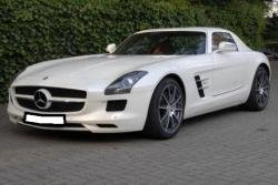 leebrown4 2010 Mercedes-Benz SLS