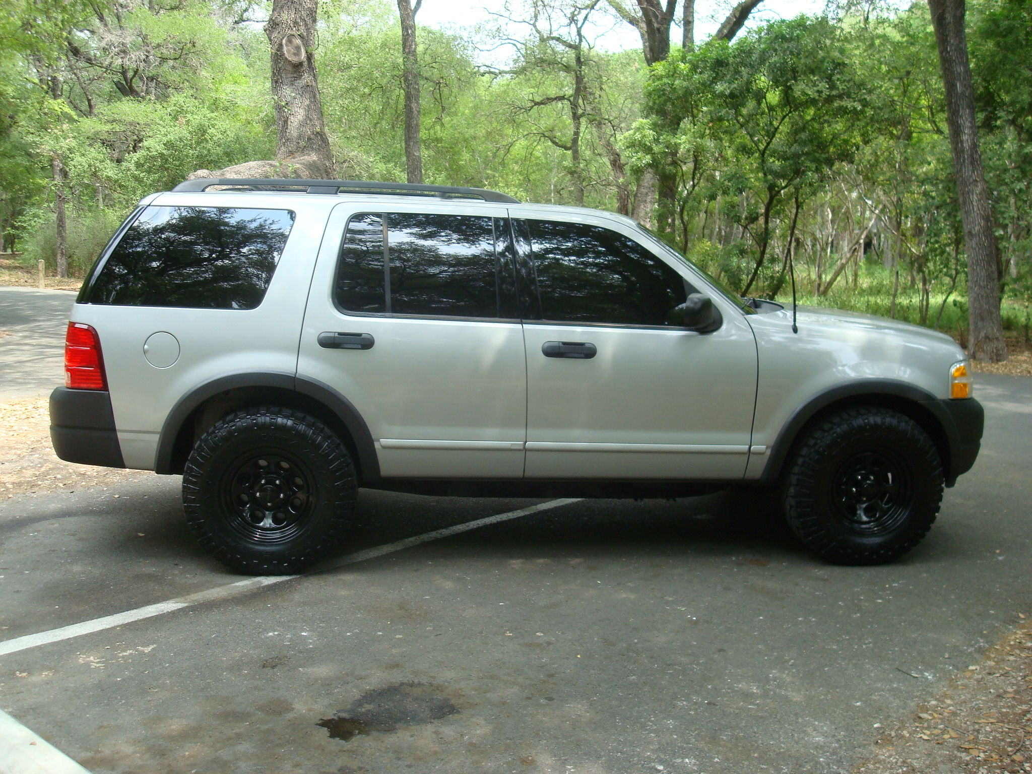 Ford Explorer Sport Black Lifted Finest With Trac Fuel Filter Awesome Another Post