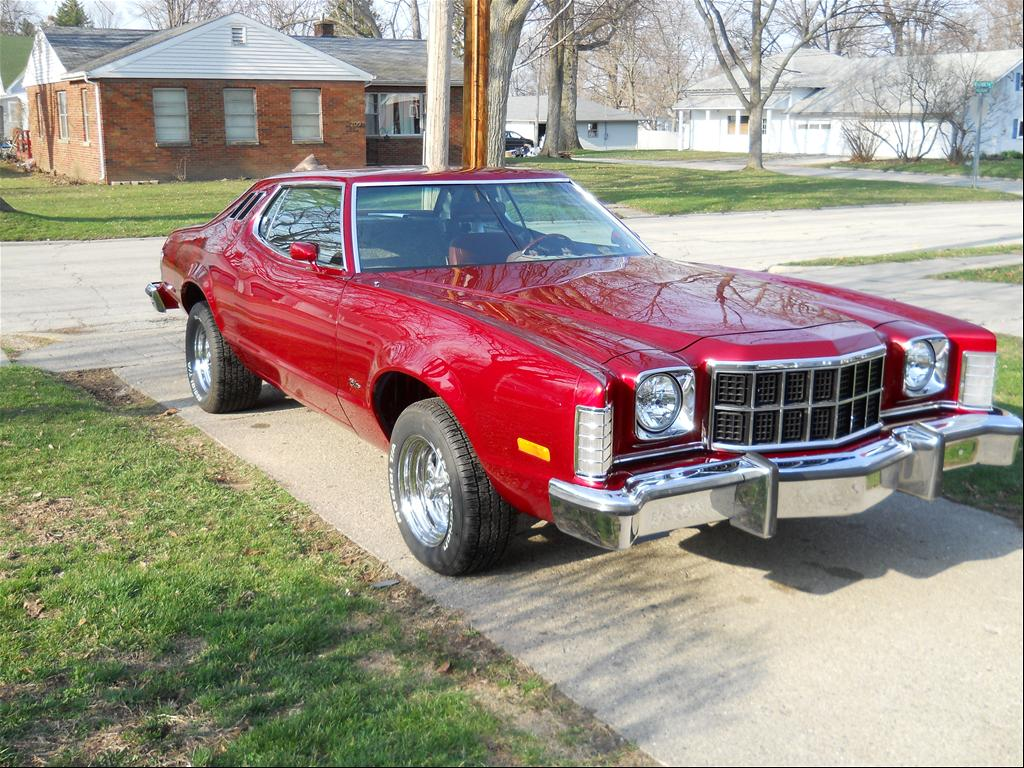 1976 ford elite initially gran torino elite was a 1973 to 1976 from u ...